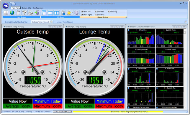 Demand Energy Monitoring Software : State of the art software products by category